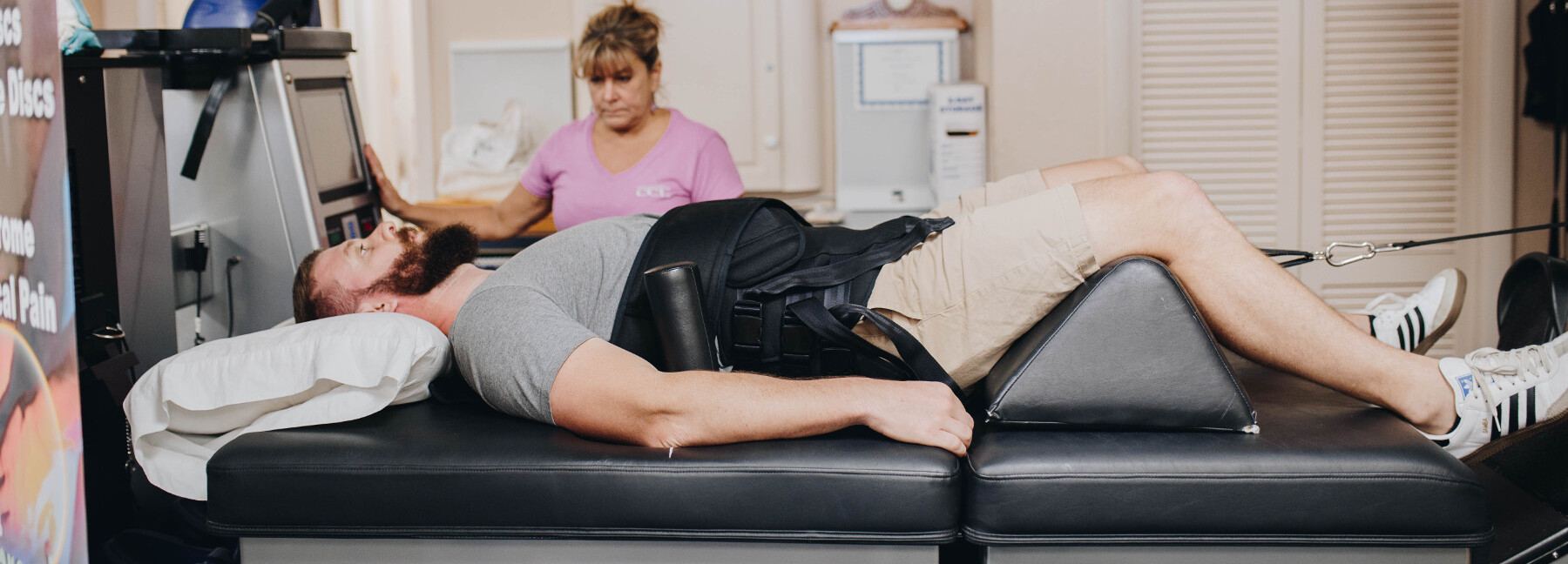 Spinal Decompression - Chiropractic Center of Lakeland