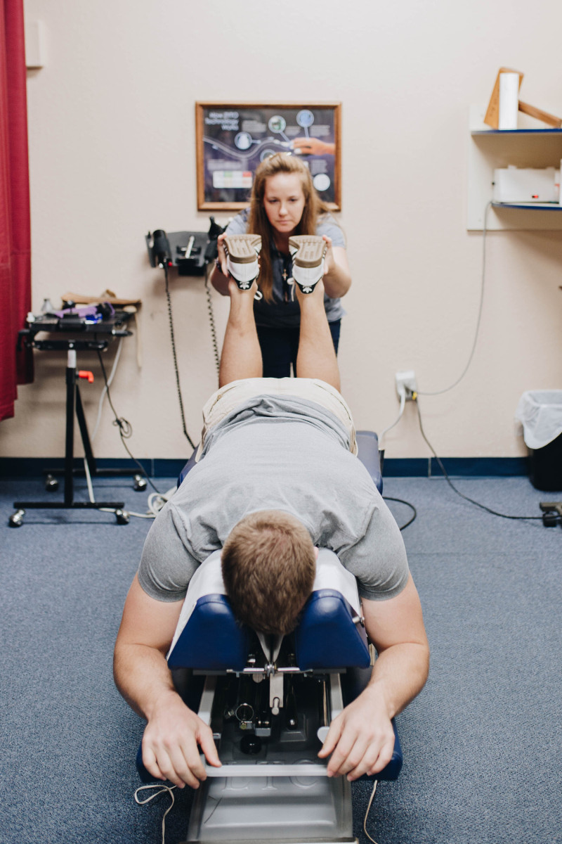 Sports / Athletic Injury - Chiropractic Center of Lakeland