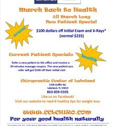March Back to Health 2014